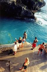 Diving at Rick's (Negril, Jamaica)