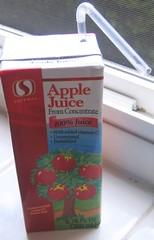 juice box!