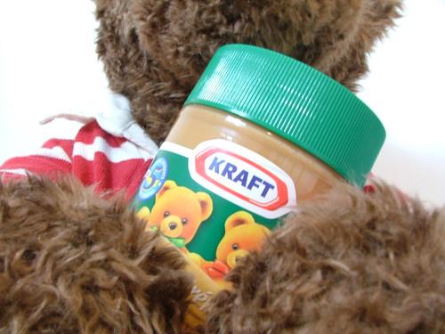 Peanut Butter Hug