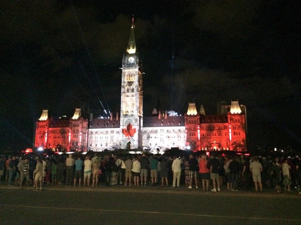 Ottawa Summer Staycation, 2105