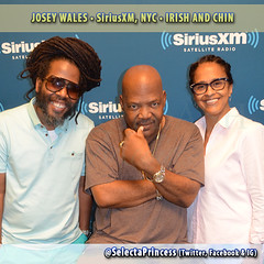"""Josey Wales at SiriusXM • <a style=""""font-size:0.8em;"""" href=""""http://www.flickr.com/photos/92212223@N07/19864428106/"""" target=""""_blank"""">View on Flickr</a>"""
