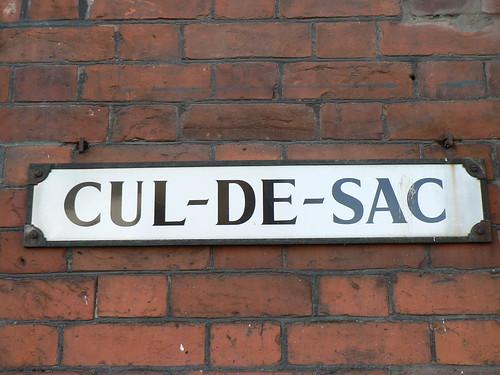 cul-de-sac on bricks