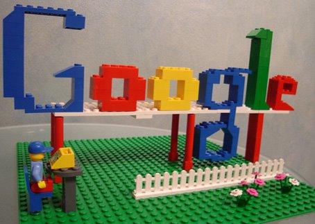 Google lego!