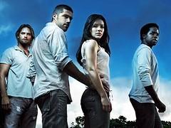 Lost - Sawyer, Jack, Kate, Michael