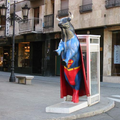 Superman toro
