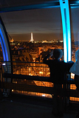 Boy and Lights, Pompidou