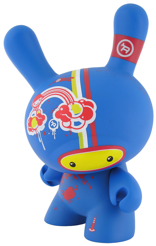 doma dunny blue