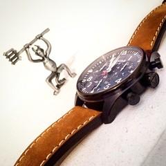 Devil wants my watch! (Pedazo regalo q me ha hecho Ali!!)