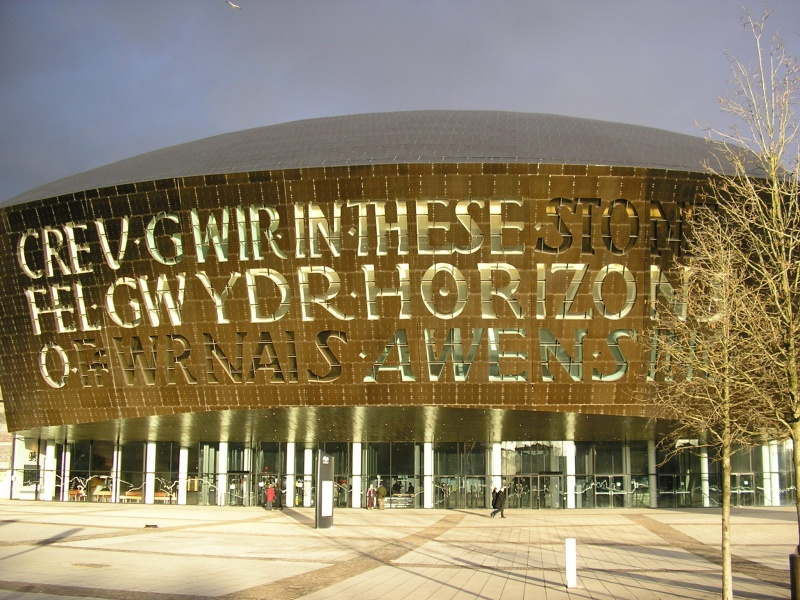 Welsh Millenium Centre