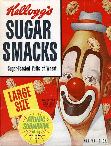 Sugar Smacks Clown