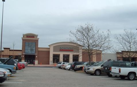 Borders Bookstore @ Patrick Henry Mall (new)