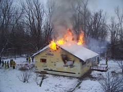 Burning Down a Condemned House 2005