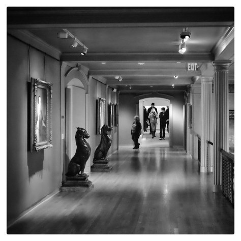 """Museum Corridor • <a style=""""font-size:0.8em;"""" href=""""http://www.flickr.com/photos/150185675@N05/30854055423/"""" target=""""_blank"""">View on Flickr</a>"""