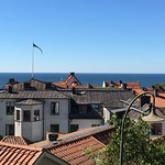 "A beautiful view over Visby. #Almedalen #afkalmedalen #skolvåren #iphone5s #instamoment #mylife #gotland #destinationgotland <a style=""margin-left:10px; font-size:0.8em;"" href=""http://www.flickr.com/photos/131645797@N05/19166792239/"" target=""_blank"">@flickr</a>"