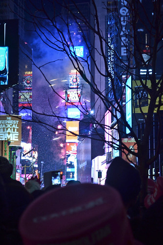 Happy New Year (New York)