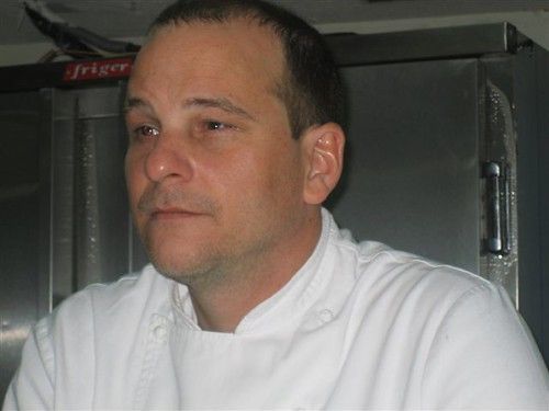 JUAN CARLOS BRUZUAL: PROFESOR DE PANADERIA