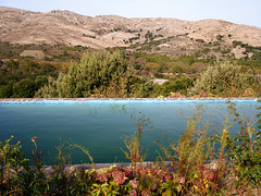 Ikaria 003 (isl_gr (Mnesterophonia)) Tags: pool architecture ikaria  replacement swimmingpool deforestation pezi desertification ikarianenigma landerosion  winterearlymorninglight