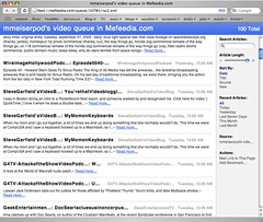 MefeediaPersonal RSS Feeds are starting to loo...