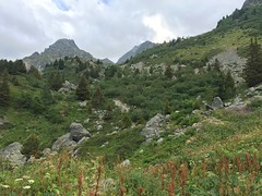 Randonnée au lac du Crozet
