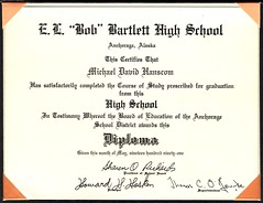 My High School Diploma