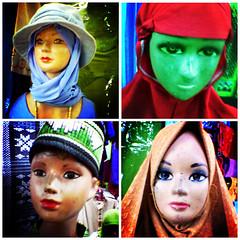 Pasar Senen Mannequins