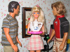 Barbie's Love Dilemma: 7 of 24