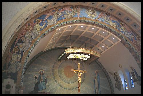 National Shrine of St. Elizabeth Seton - Basilica