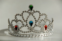 My wonderful tiara again!