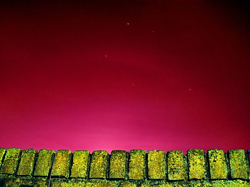 night on Venus by josef.stuefer