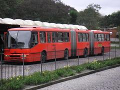 Bi-Articulated Bus, Curitiba