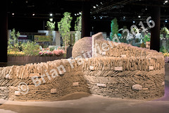 brian-fairfield-stone-wall-sphere-snakewall-boston-flower-show