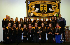 2016 LMC Youth Night Ladies U16 Team