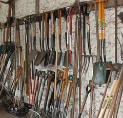 Tool Shed by Turkinator, on Flickr
