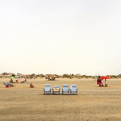 4 sillas #sillas #playa #beach #spain #españa #huelva #andalucia #puntaumbria #nublado #caminata