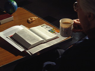 Bible's Big Story - Bible & Coffee - Mar06