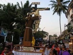S. Francisco Abracado Pelo Crucificado