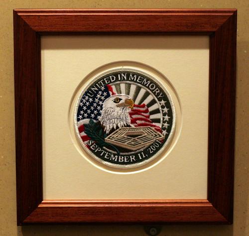 9-11 patch