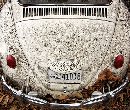 Gritty VW Bug