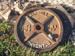 Standard Barbell