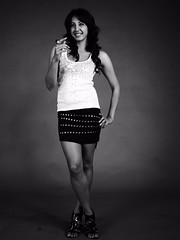 South Actress SANJJANAA Unedited Hot Exclusive Sexy Photos Set-19 (141)
