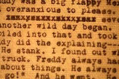On the Road Manuscript, #1