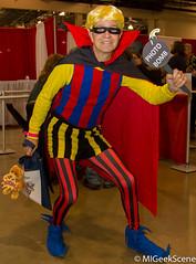 Motor City Comic Con A44