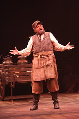 """Bob Amaral as Tevye in the Music Circus production of """"Fiddler on the Roof"""" at the Wells Fargo Pavilion Aug 14-19. Photo by Charr Crail."""