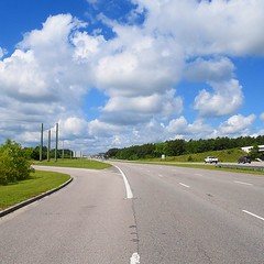 The Road Ahead. Day 53. Rt. 17 in Myrtle Beach, SC. Took my time getting going this morning. Three nights in a row in a bed has me spoiled. #TheWorldWalk #myrtlebeach #sc #travel #wwtheroadahead