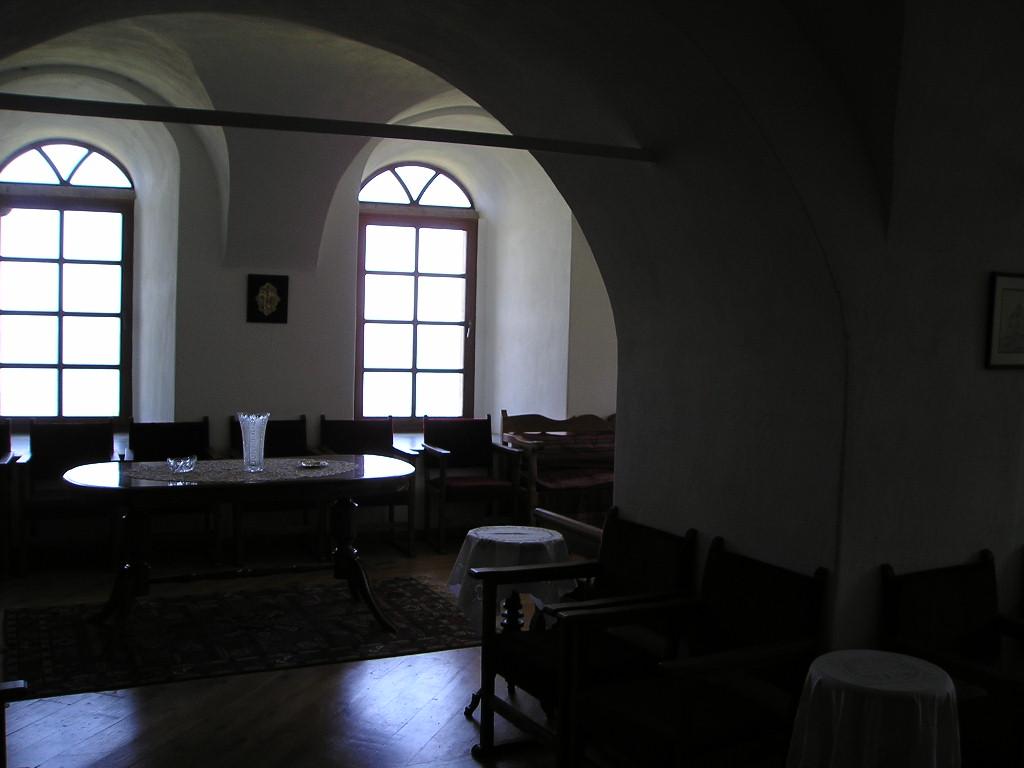 Reception room, Iviron