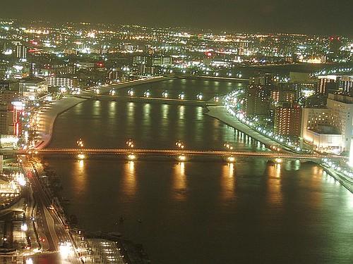 Niigata at Night