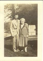 Grandpa Green and Woman