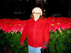 Dianne in Conservatory