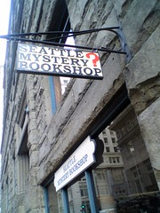 seattle mystery bookshop rocks!