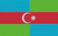 South Azerbaijan Flag
